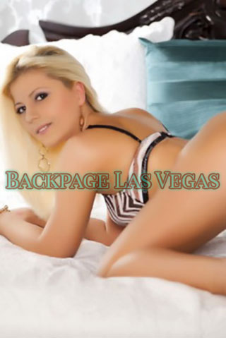 Las Vegas backpage escorts love going out with guys.