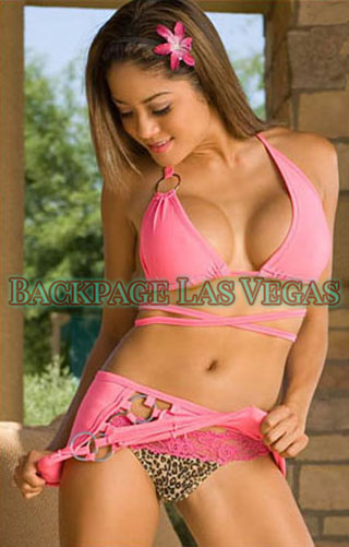 She can only be found throughout backpage in Las Vegas.